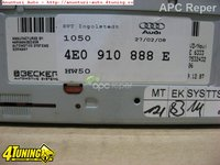 Audi A4 b8 8K A5 8T MMI 2G unitate dvd Navigatie 4E0 910 888E