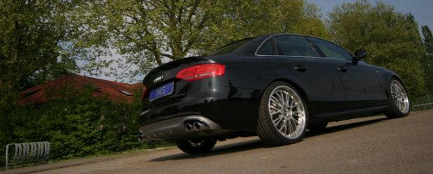 Audi A4 by JMS - Modificari minore, preturi modeste