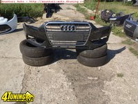 Audi a4 din 2013 bara fata cu grila centrala produs original fara defecte