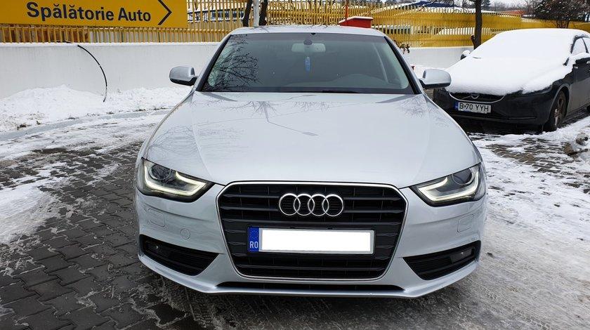 Audi A4 full neon piele navigatie km reali fab. 2013