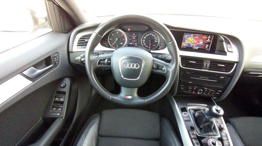 Audi A4 Moka Brown 2,0TDI 170 CP Euro 5 2011