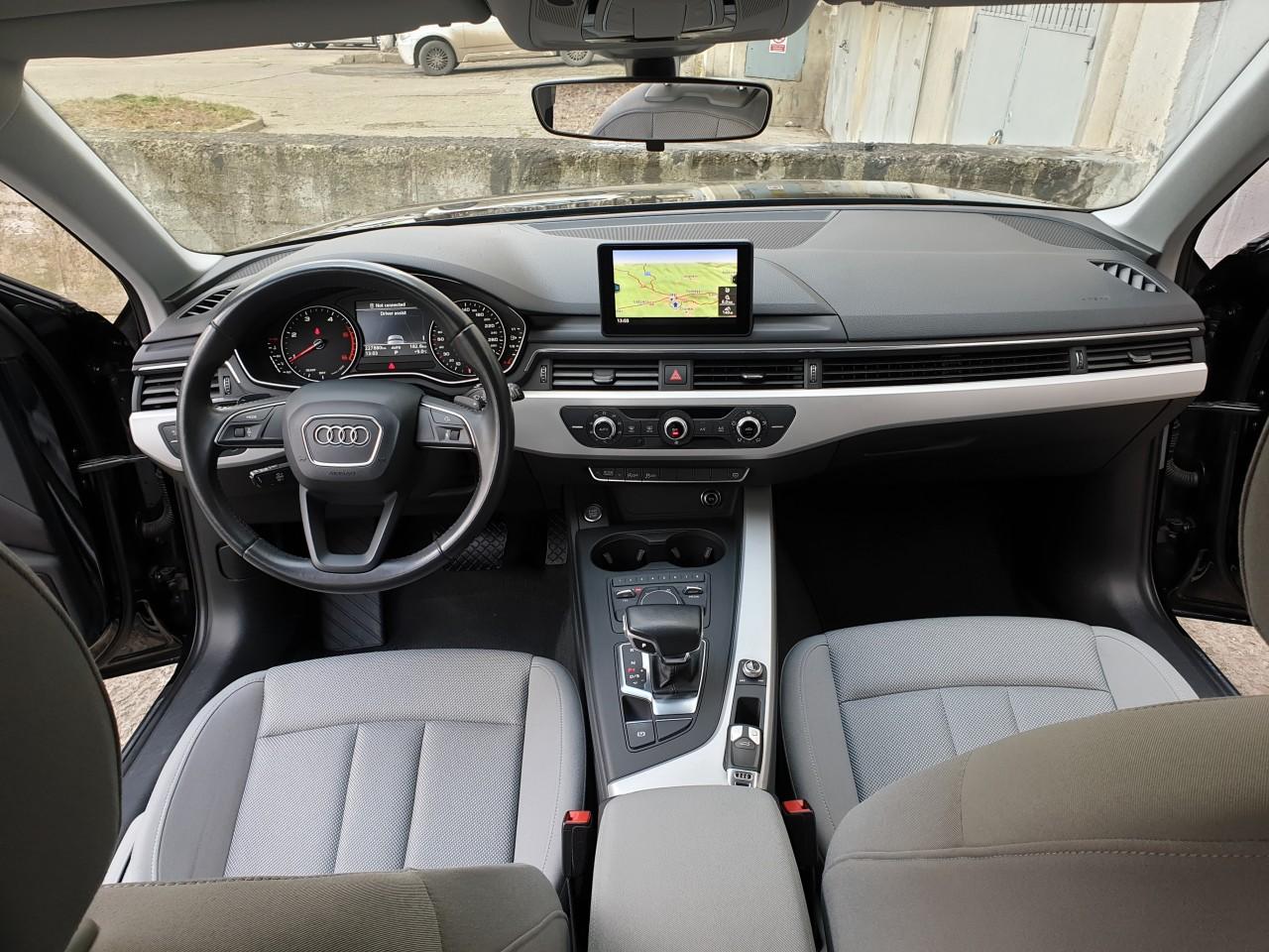Audi A4 New model !!! impecabil / 2016 / 2.0 TDI /EURO 6 fab. 2016