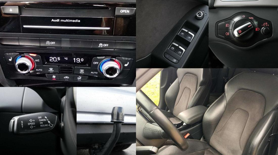 Audi A4 quattro 2014