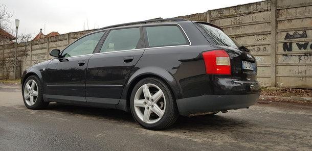 Audi A4 Quattro Aseara adusa 2002