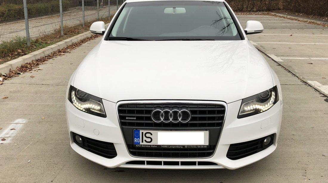 Audi A4 s-line quattro (4x4) euro 5, fab. 2009