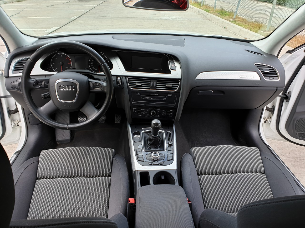 Audi A4 s-line quattro (4x4) fab.2009, 2.0 TDI fab. 2009