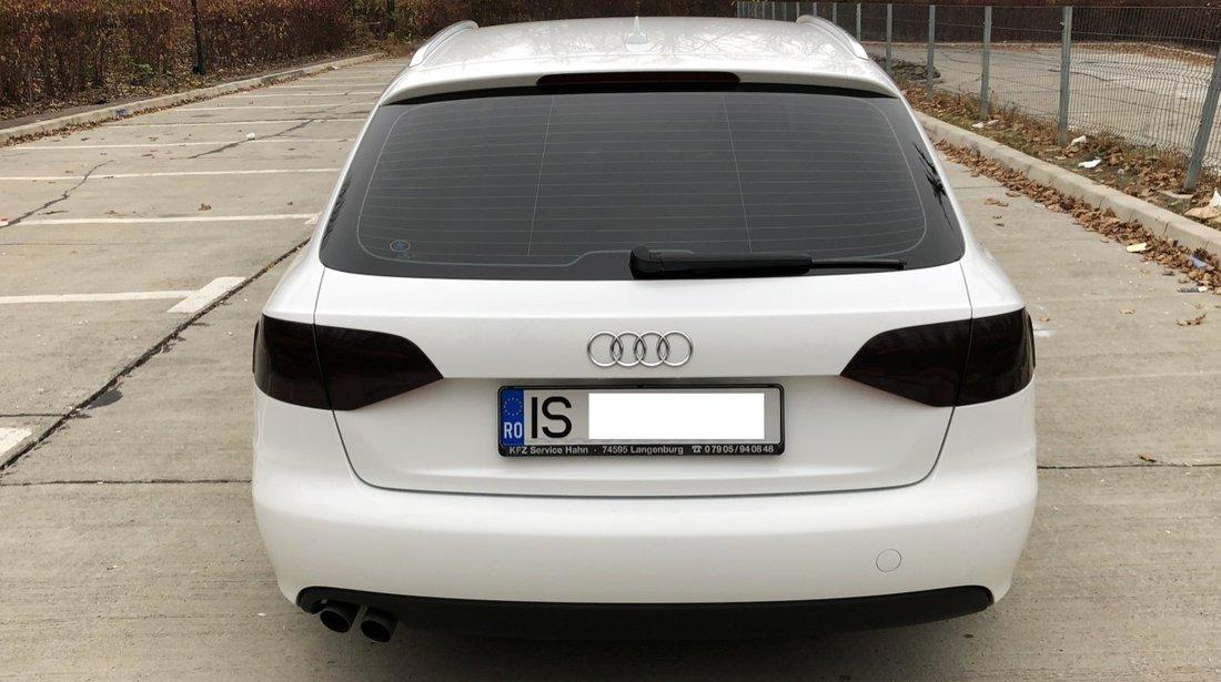 Audi A4 s-line quattro (4x4) fab. - 2009 euro 5, 2009