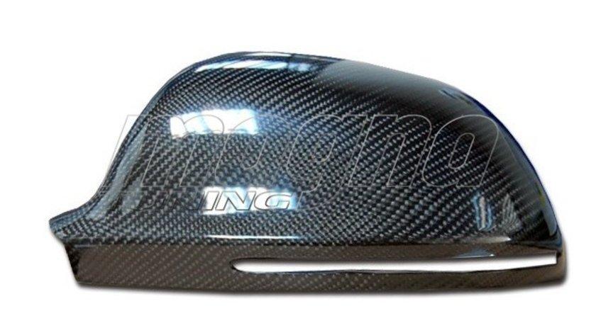 Audi A4 / S4 B8 / 8K + Audi A5 8T Capace Oglinzi Exclusive Fibra De Carbon