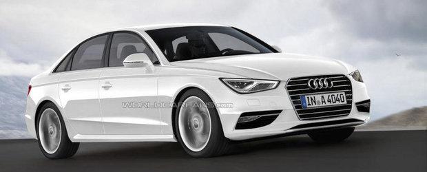 Audi A4 - Tot ce trebuie sa stii despre noua generatie