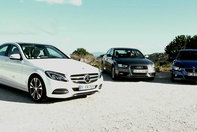 Audi A4 vs BMW Seria 3 vs Mercedes C-Class: Ce alegi si de ce?