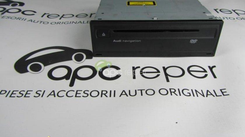 AUDI A5 8T A4 8K A6 4F Q7 MMI 2G DVD NAVIGATION UNIT 4E0919887M 4E0919888E