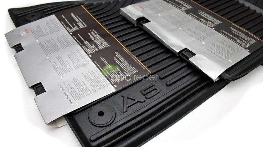 Audi A5 8T Sportback  - Covorase Cauciuc Originale (2008 - 2016)
