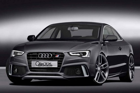Audi A5 Coupe by Caractere