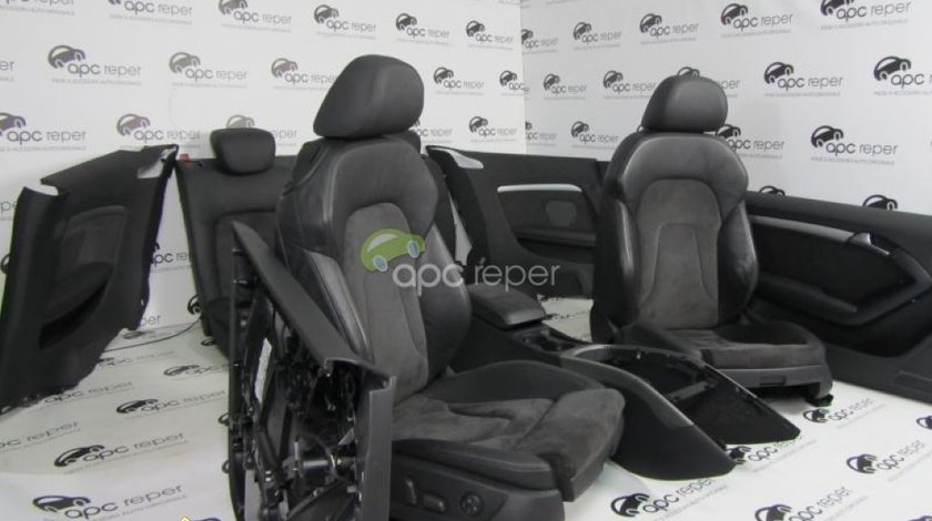 Audi A5 Coupe Interior Complet Alcantara Original