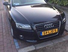 Audi A5 cu 388.000 km la bord