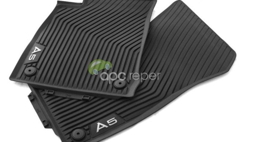 Audi A5 F5 (8W) CABRIO - Covorase Cauciuc Originale (2017 - 2020)