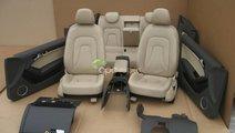 Audi A5 Face Lift Interior Complet Scaune Piele Be...