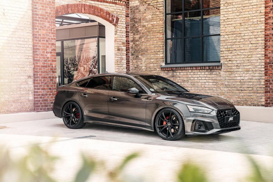 Audi A5 facelift de la ABT