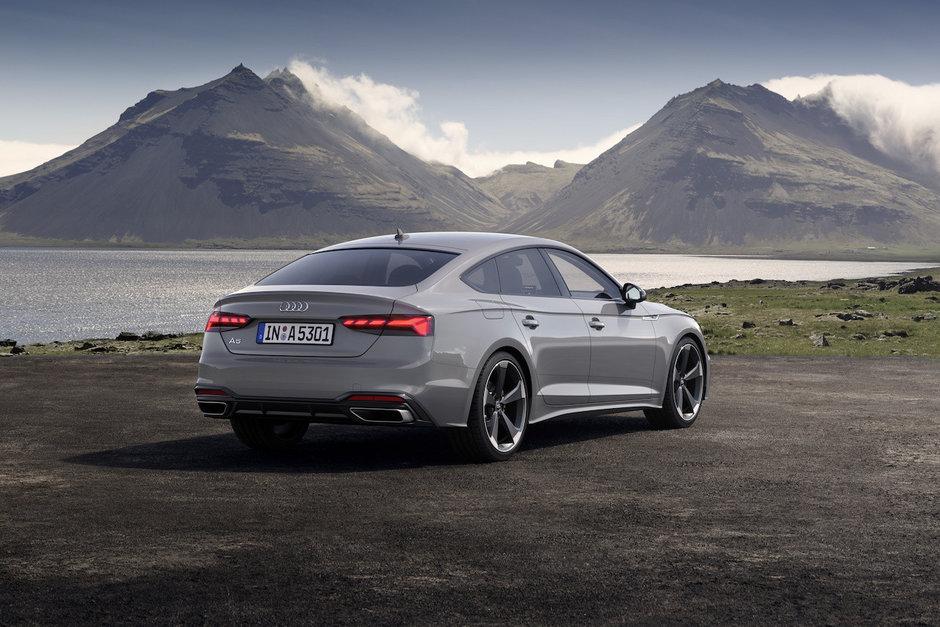 Audi A5 Facelift
