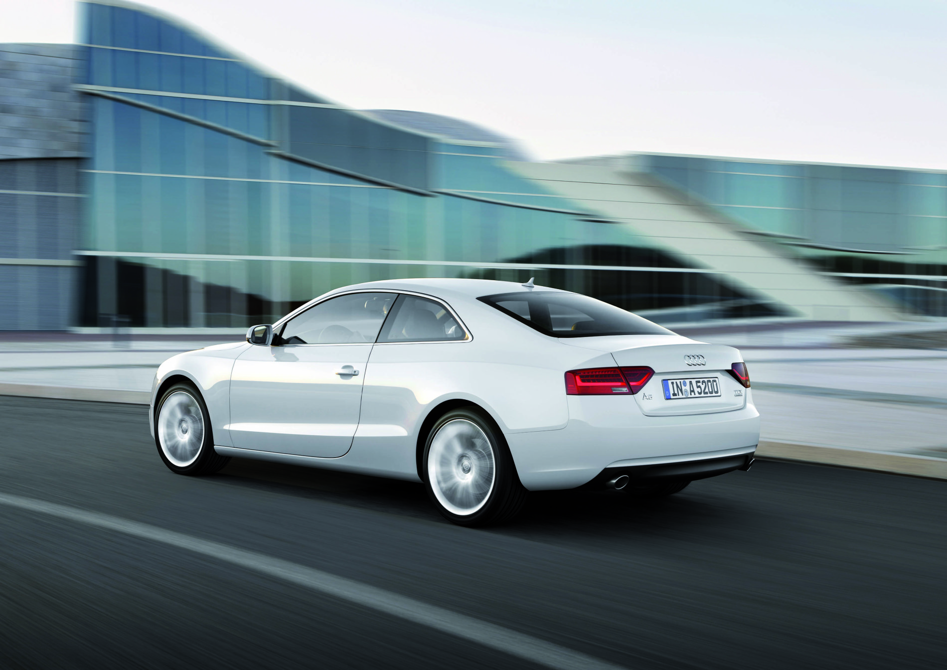 Audi A5 / S5 Coupe Facelift - Audi A5 / S5 Coupe Facelift