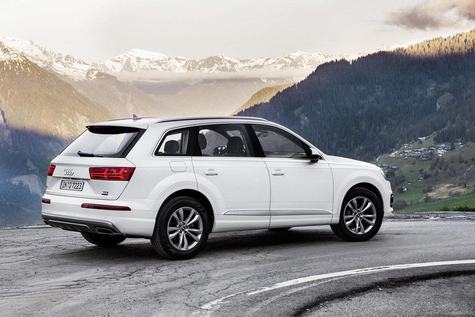Audi A5 si Q7