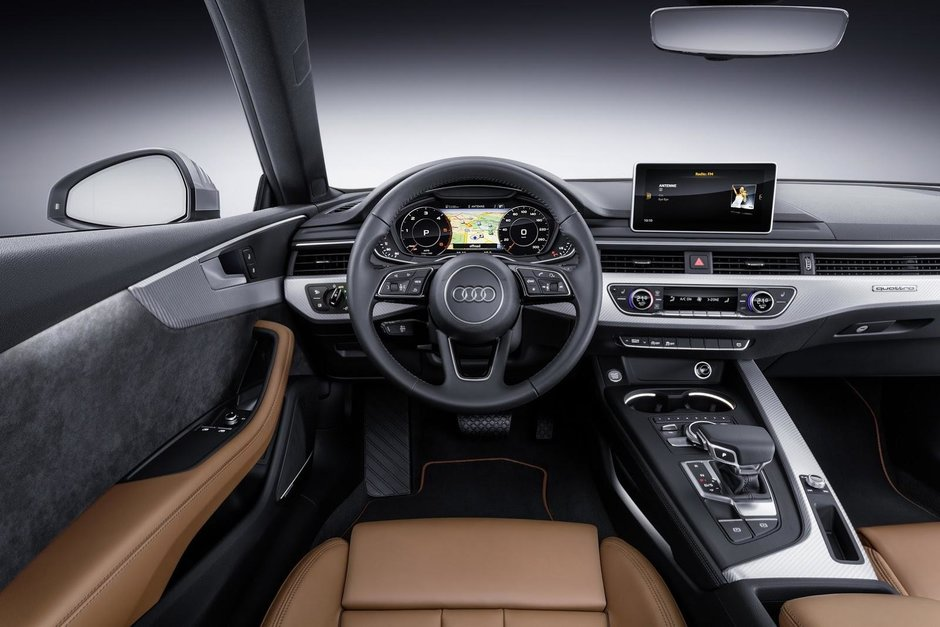 Audi A5 si S5 Coupe