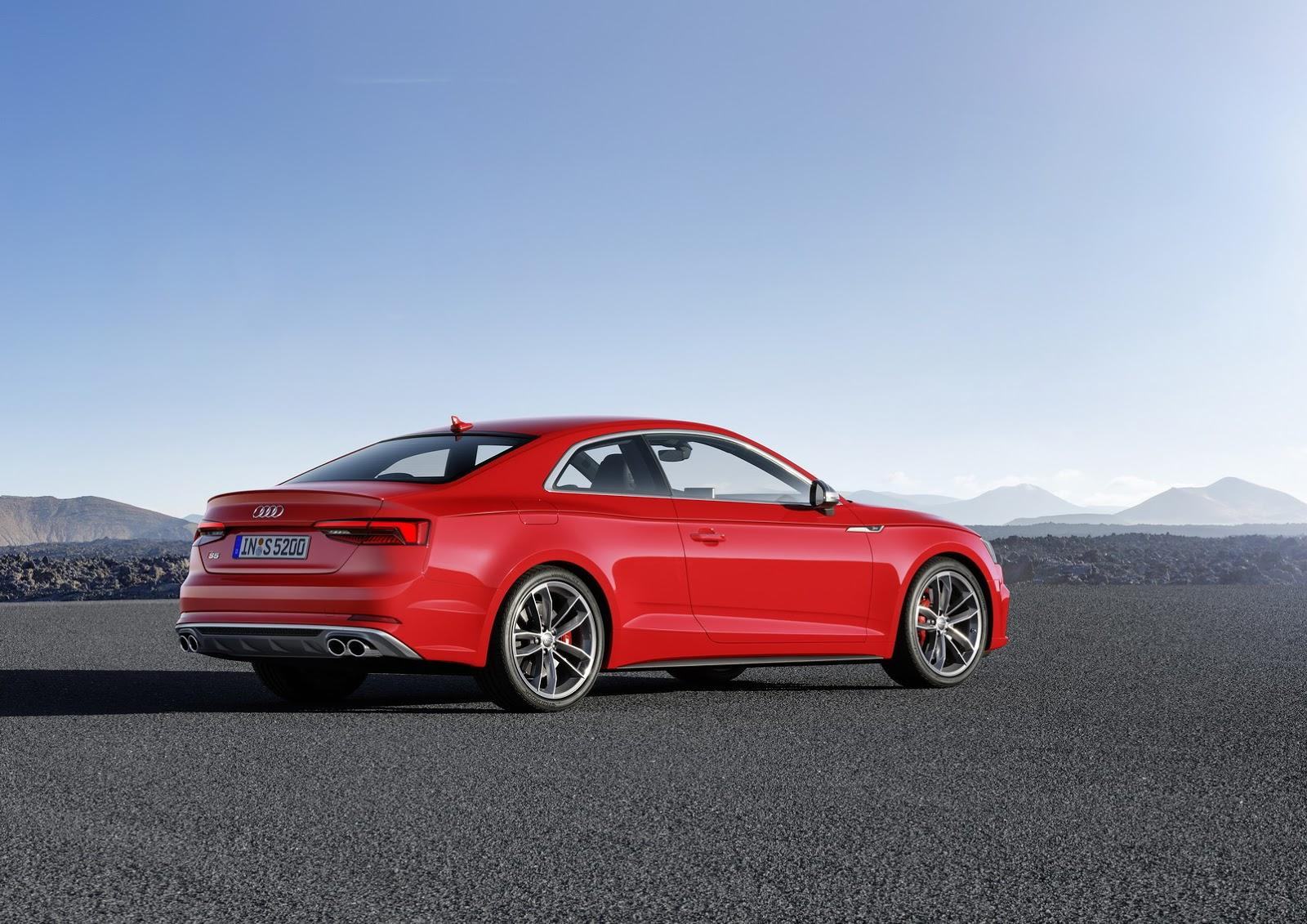 Audi A5 si S5 Coupe - Audi A5 si S5 Coupe