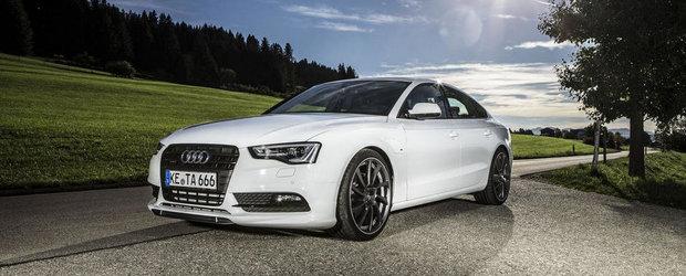Audi A5 Sportback primeste modificari de la ABT