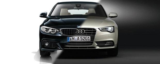 Audi A5 Sportback vs BMW Seria 4 Gran Coupe: Ce alegi si de ce?