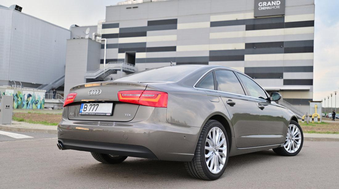 Audi A6 2.0 2013