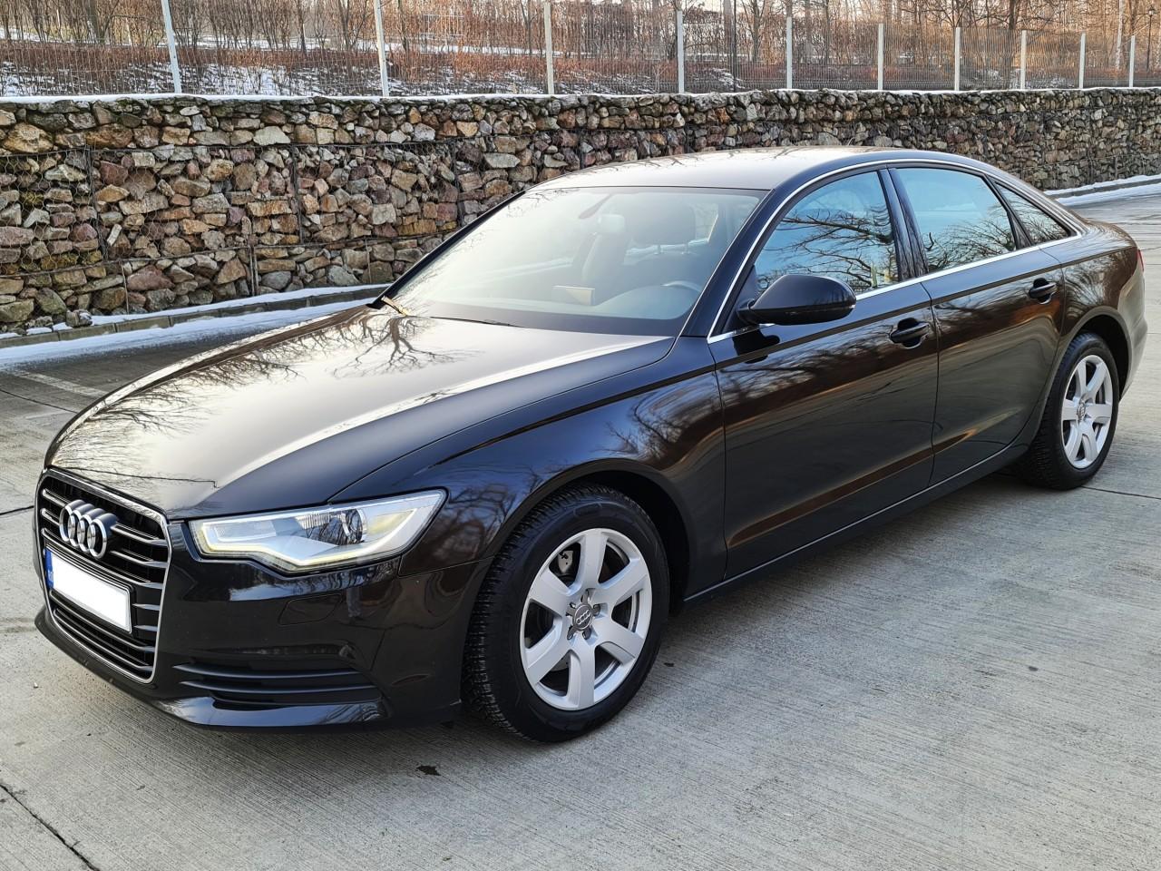 Audi A6 2.0 TDI 177 cp fab. 2012