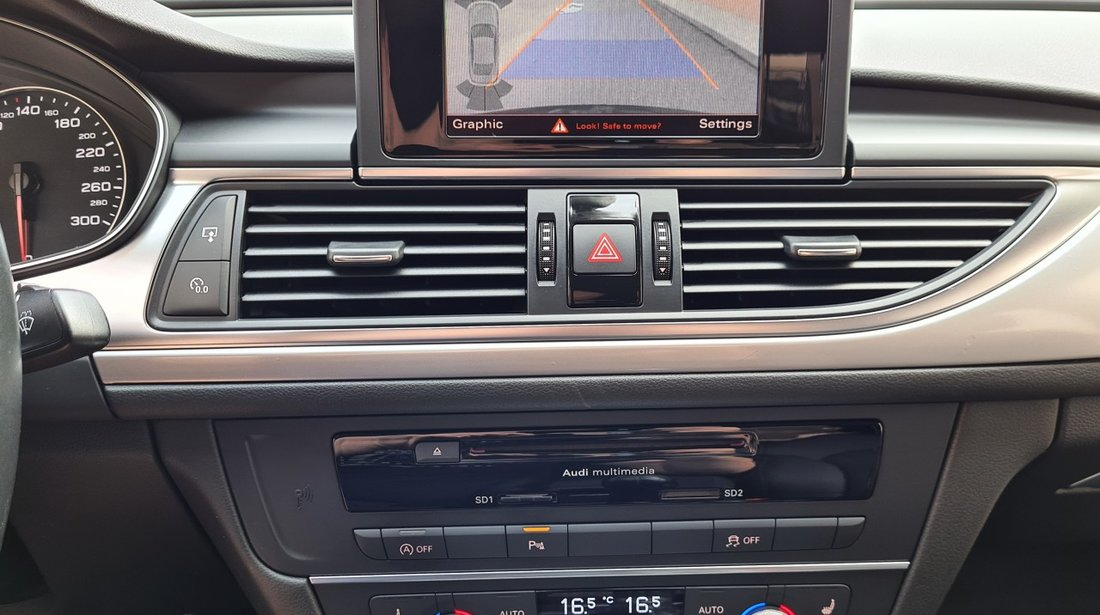 Audi A6 2.0 TDI 177 CP full neon fab. 2013