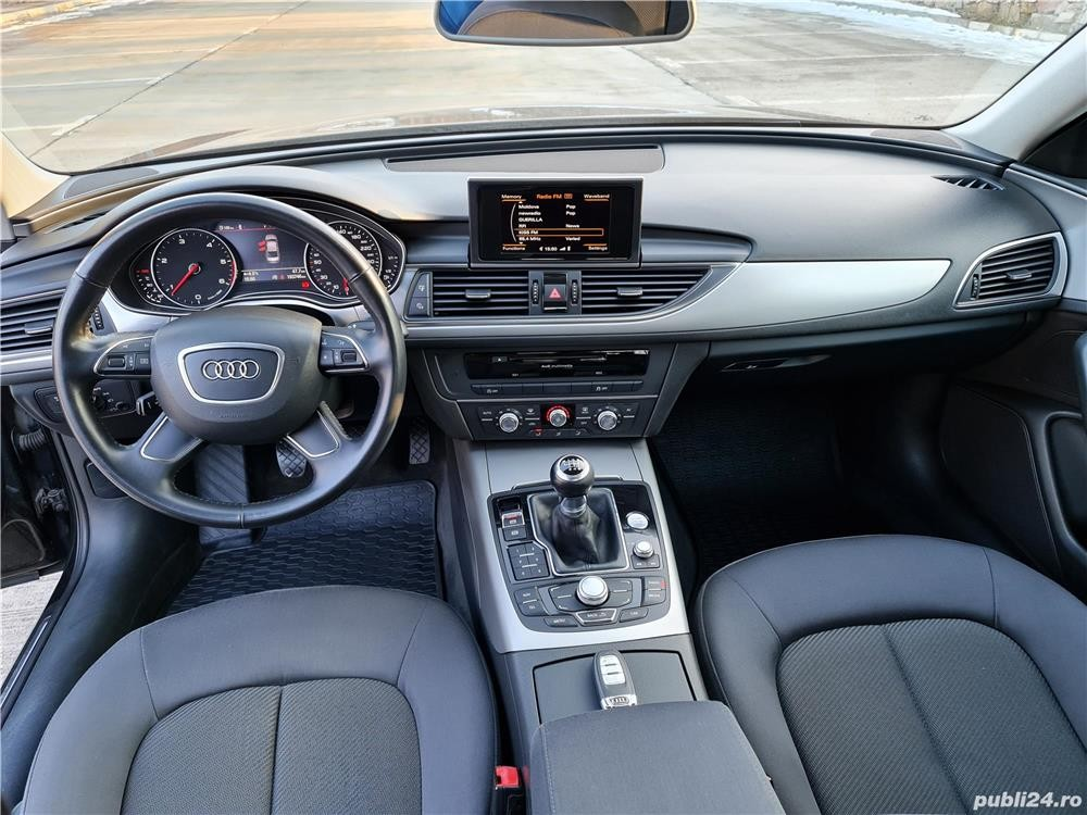 Audi A6 2.0 TDI 177cp full neon fab. 2012