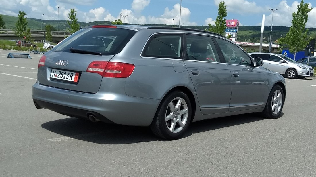 Audi A6 2.0 TDI Euro 5 Full LED RAR Facut 2009