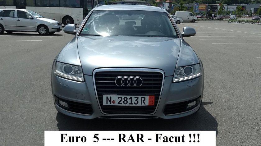 Audi A6 2.0 TDI Euro 5 Full LED RAR Facut 2009