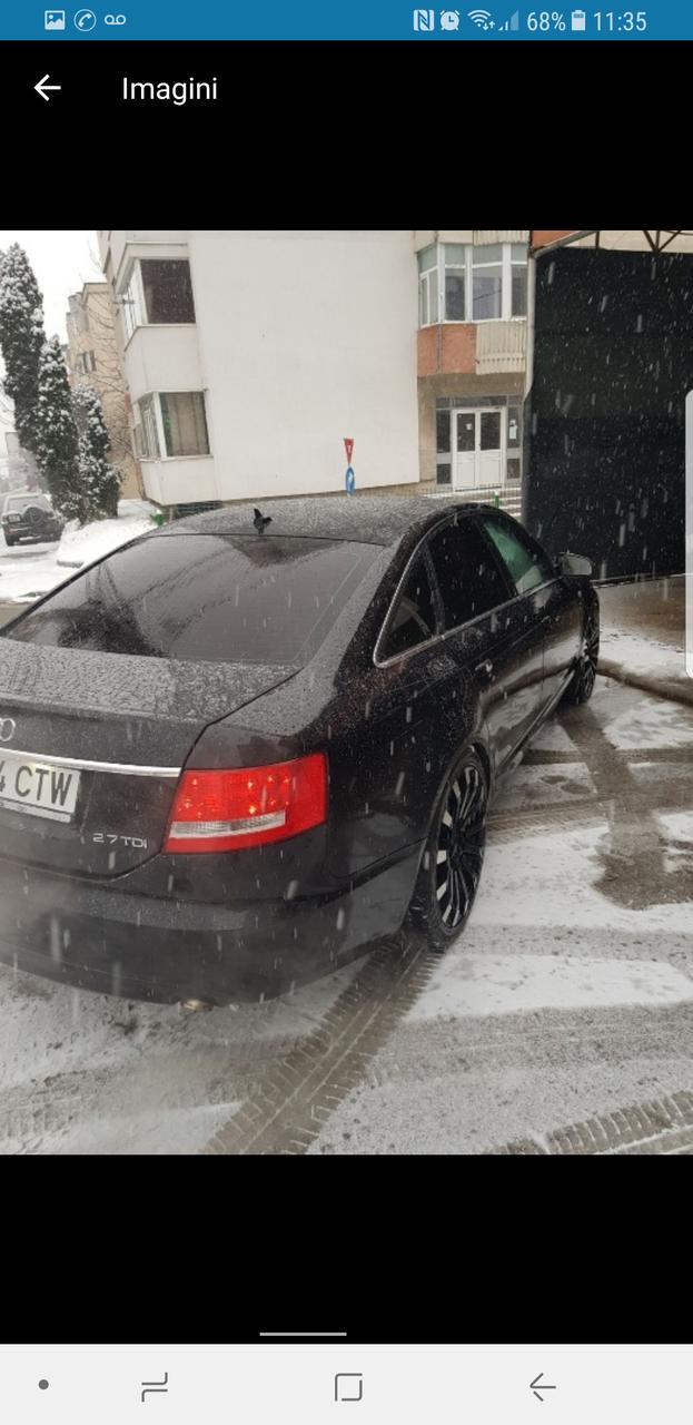 Audi A6 2.7tdi 2008