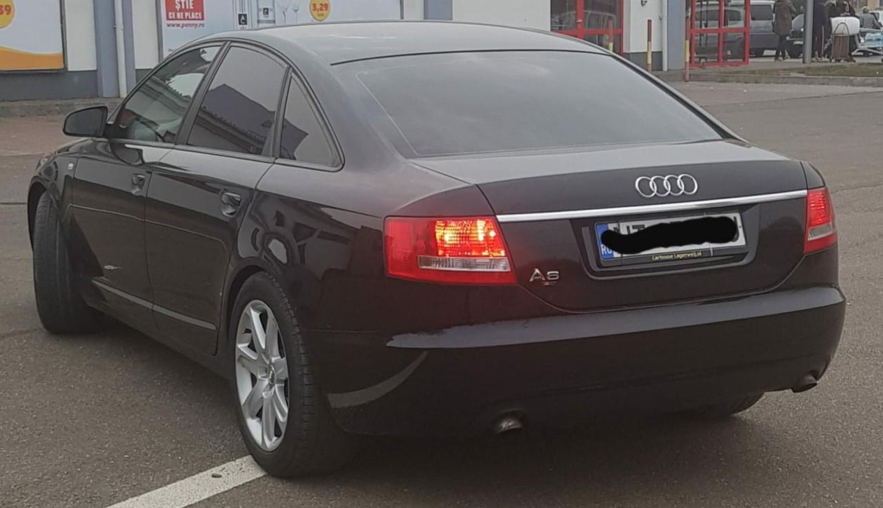 Audi A6 2000 2007
