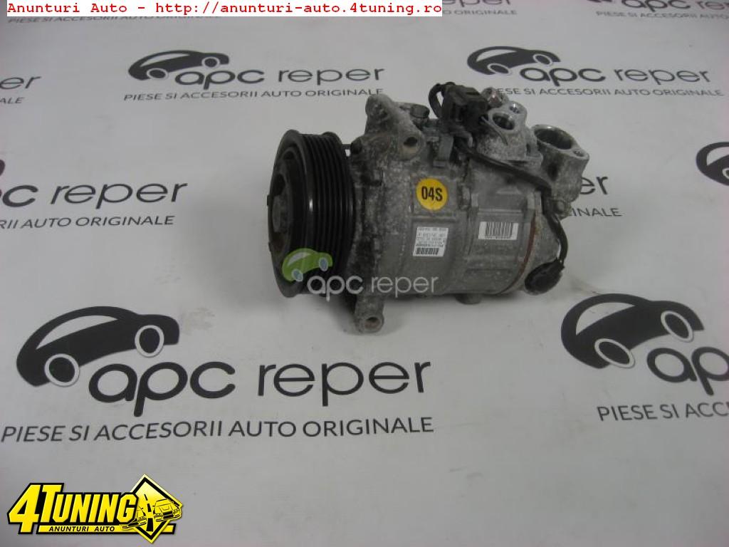 Audi A6 4G A7 Compresor Clima Original 4G0 260 805B