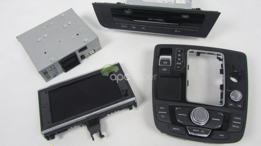 Audi A6 4G A7 Navigatie completa MMi 3G Originala Completa