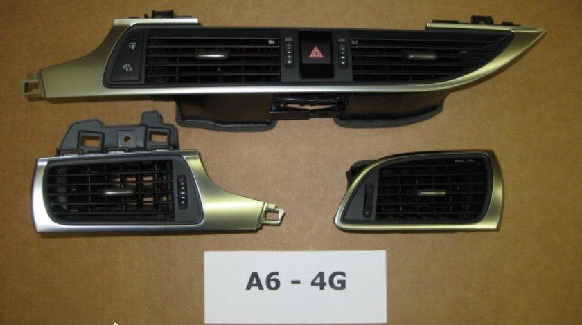 Audi A6 4G C7 Grile centrale