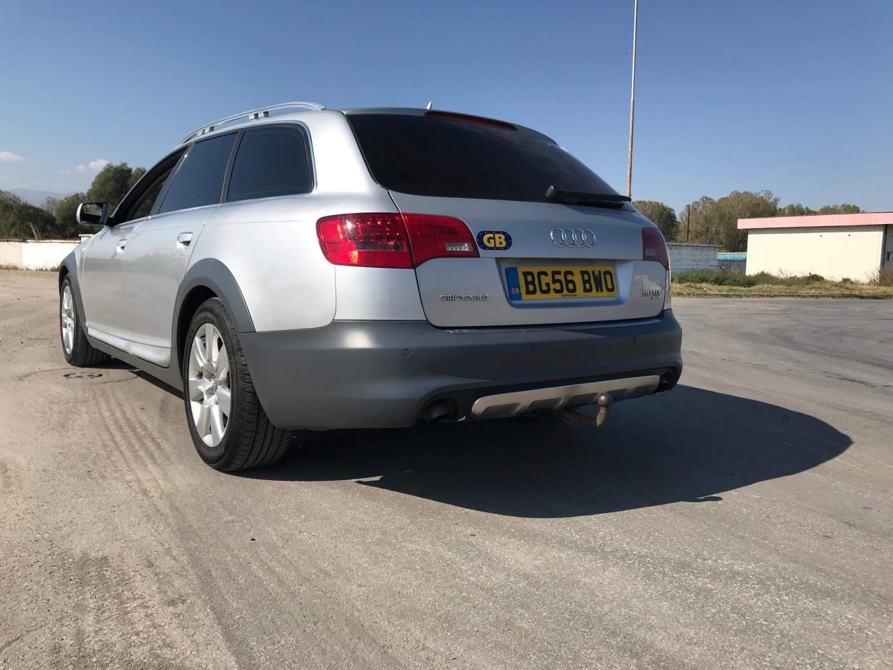 Audi A6 Allroad 3.0 tdi 2006