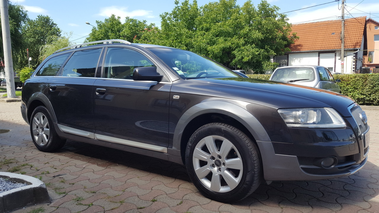 Audi A6 Allroad FULL OPTION QUATRO AN FAB.2007 EURO 4 2007