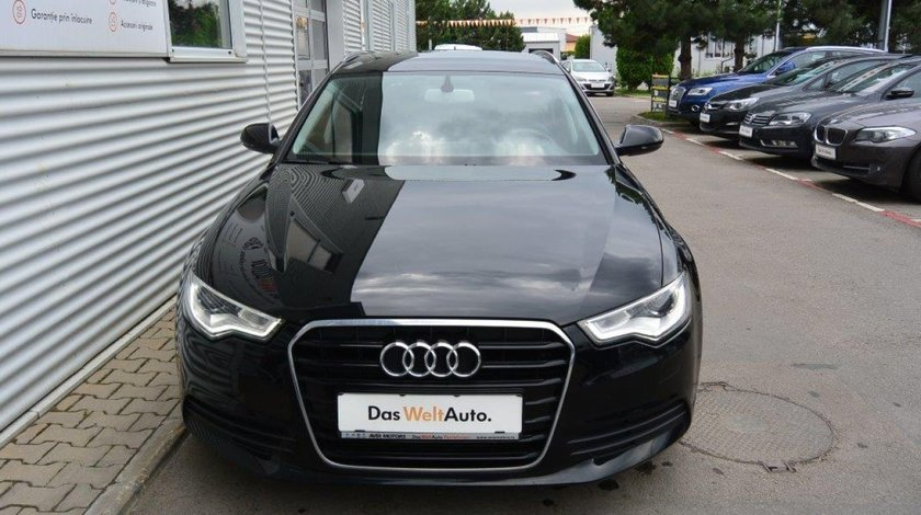 Audi A6 Avant 2.0 TDI Automat
