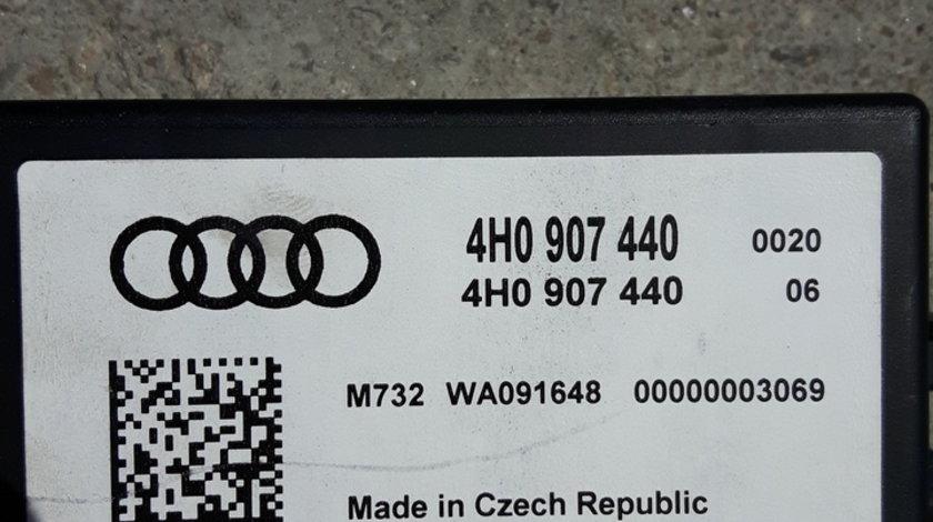 Audi A6 C7 A7 A8 D4 Modul Localizare Vehicul ECU Interfata 4H0907440