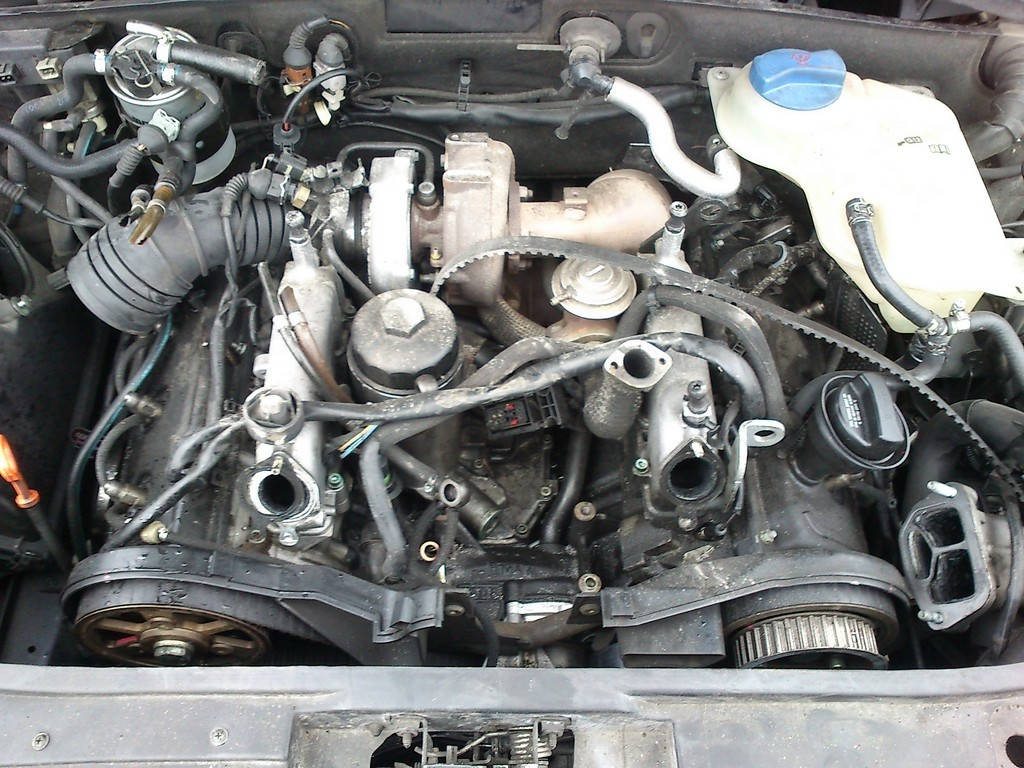 audi a6 combi an 2001 motor 2.5tdi 180cp tip AKE