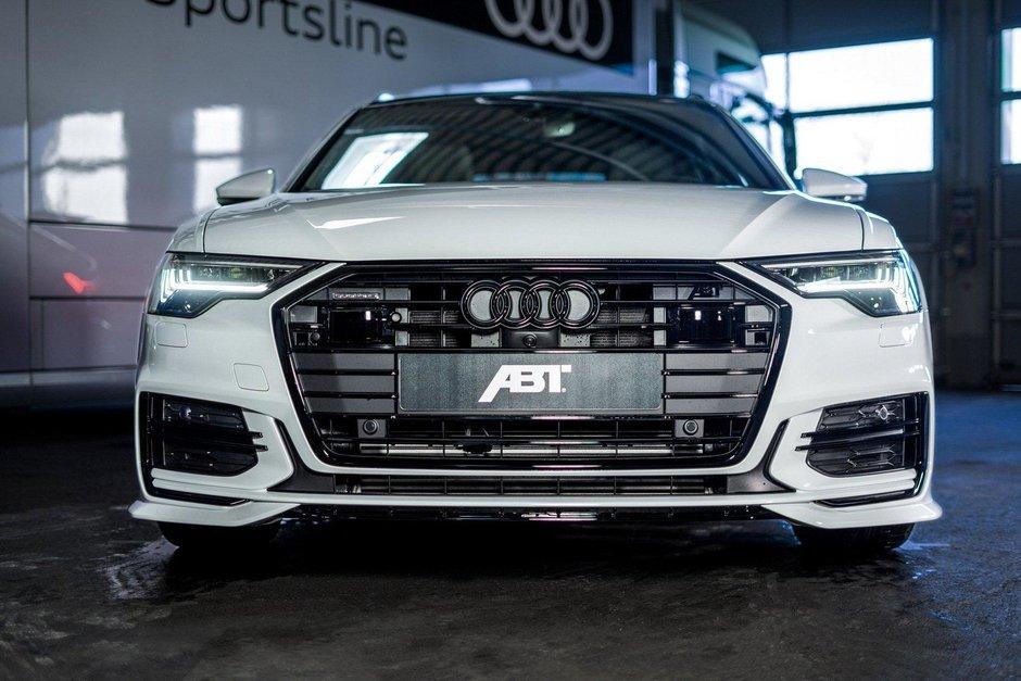 Audi A6 de la ABT