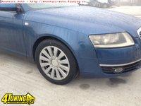 Audi A6 dupa 2005 Jante aliaj cu cauciucuri stare buna sau orice piesa A6 2 0 2 7 sau 3 0 diesel