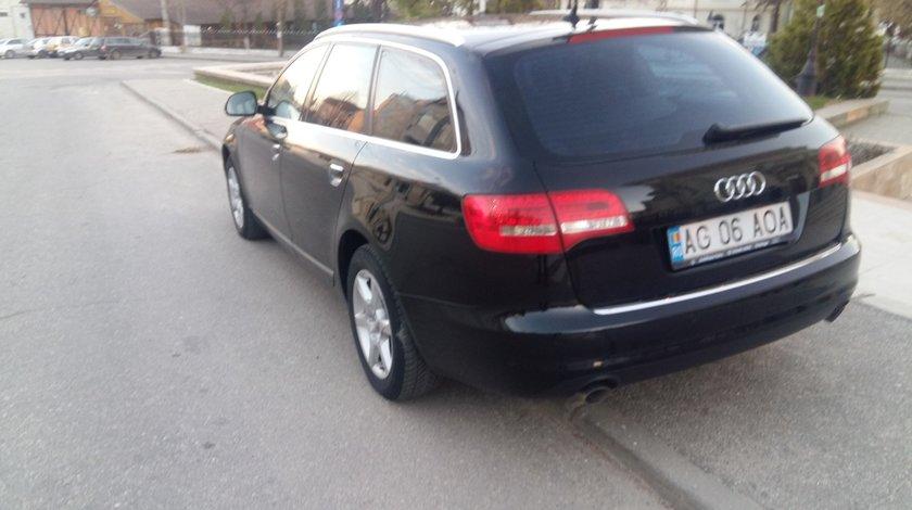 Audi A6 EURO 5 2009
