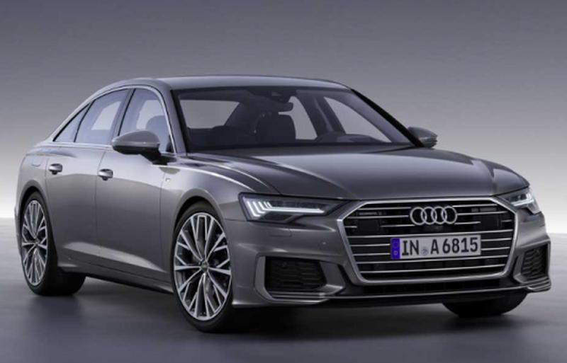 Audi A6 - Primele poze - Audi A6 - Primele poze