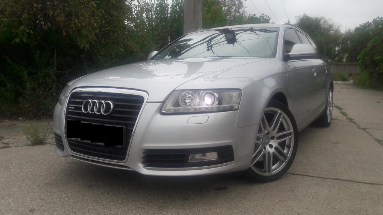 Audi A6 quattro 2010